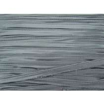 Satin Bias Piping- Slate Grey #084