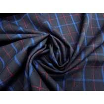 Gentleman's Check Suiting #2350