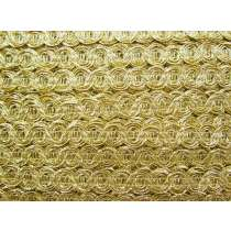 Sultan's Braid Trim- Gold #103- 20mm