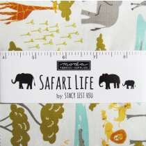 Safari Life Charm Pack