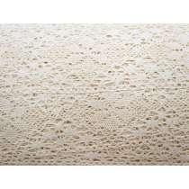 Snowflake Cotton Lace Trim #124