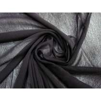 Soft Stretch Mesh- Smoke Black #2353