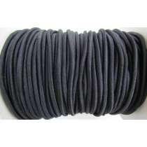 3mm Bungee Cord Elastic- Black #133