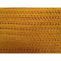 14mm Imperial Braid Trim- Yellow Gold #134