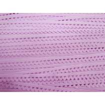 11mm Decorative Ric Rag Elastic- Lilac