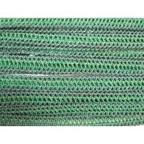 17mm Crochet Stretch Trim- Fruit Roll Up #200