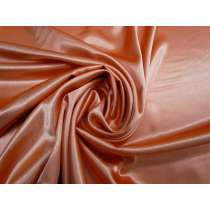 Stretch Satin- Peach Bellini #2454