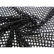 Fishnet Mesh- Black #2475