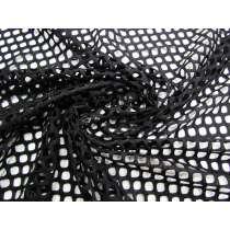Fishnet Mesh- Black #2475