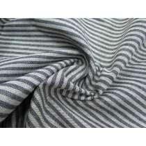 Cafe Stripe Denim #2479