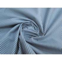 Seaside Stripe Cotton Canvas #2509