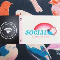Social Charm Pack