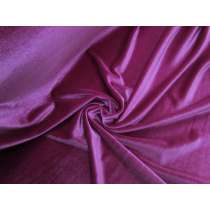 2 Way Stretch Velvet- Celebration Pink #2582
