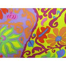 Brandon Mably Bali Brocade- Yellow