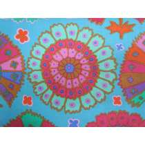 Kaffe Fassett Turkish Delight- Aqua