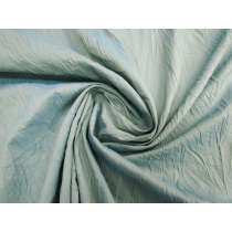 Shot Crinkle Look Cotton- Lagoon Blue #2609