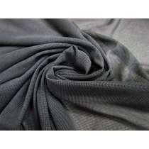 Soft Stretch Mesh- Ash Grey #2664