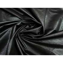 Deep Space Metallic Stretch Cotton #2675