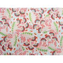 Liberty Cotton- Feather Dance- The Summer House Collection