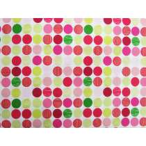 Twist Style Spots Cotton #2708