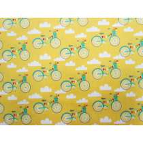 Fancy Free Cotton- Yellow #C4061
