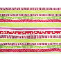 Twist Style Stripes Cotton #2730