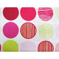 Twist Style Big Spots Cotton #2731