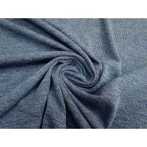 Chunky Ribbed Knit- Arctic Lake Blue #2754