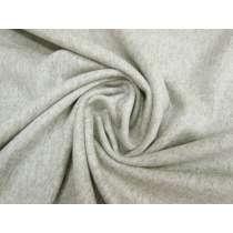 Brushed Wool Coating- Fog Grey #2771