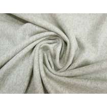 Brushed Wool Coating- Fog Grey #2771