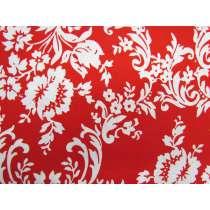Lost & Found Cotton C3692- Red