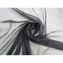 Silk Yoryu Chiffon- Cosmic Black #2784