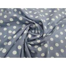 Spot Chambray- Mid Blue #2819
