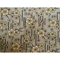 Zen Garden Cotton- Beige #2895