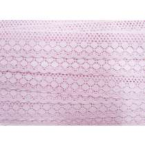 28mm Betty Lace Trim- Pink #240