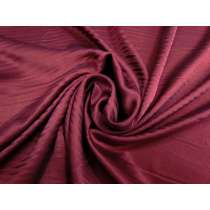 Sandwashed Silk Satin- Raspberry Truffle #2986