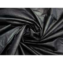Recycled Water Resistant HDPE Bonded Nylon- Black #3018