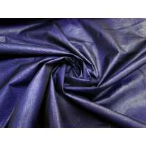 Recycled Water Resistant HDPE Bonded Nylon- Purple #3019