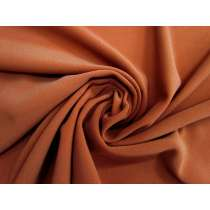Bonded Stretch Crepe- Autumn Maple #3088