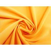 Bonded Stretch Crepe- Saffron #3089