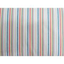 Little Flyers Cotton- Multi Stripe #3142