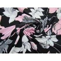 Romantic Floral Spandex #3138