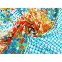 Seventies Picnic Sateen #3144