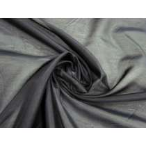 Silk Cotton Voile- Black #3146