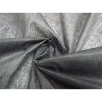 Fusible Non-Woven Interfacing- Dark Grey