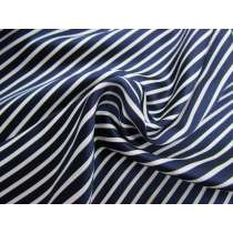 Sailor Stripe Silk Brocade #3461