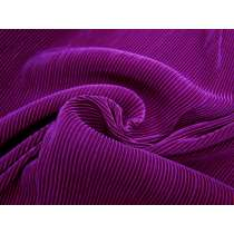 Party Pleat Knit- Mad Magenta #3517