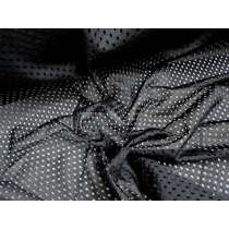 Basketball Mesh- Black