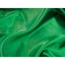 112cm Satin- Kelly Green