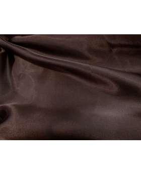 112cm Satin- Chocolate